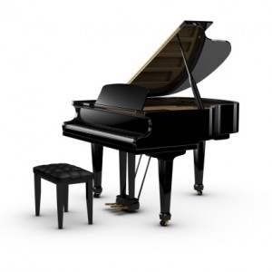 Apartmentsgrand enough for a piano