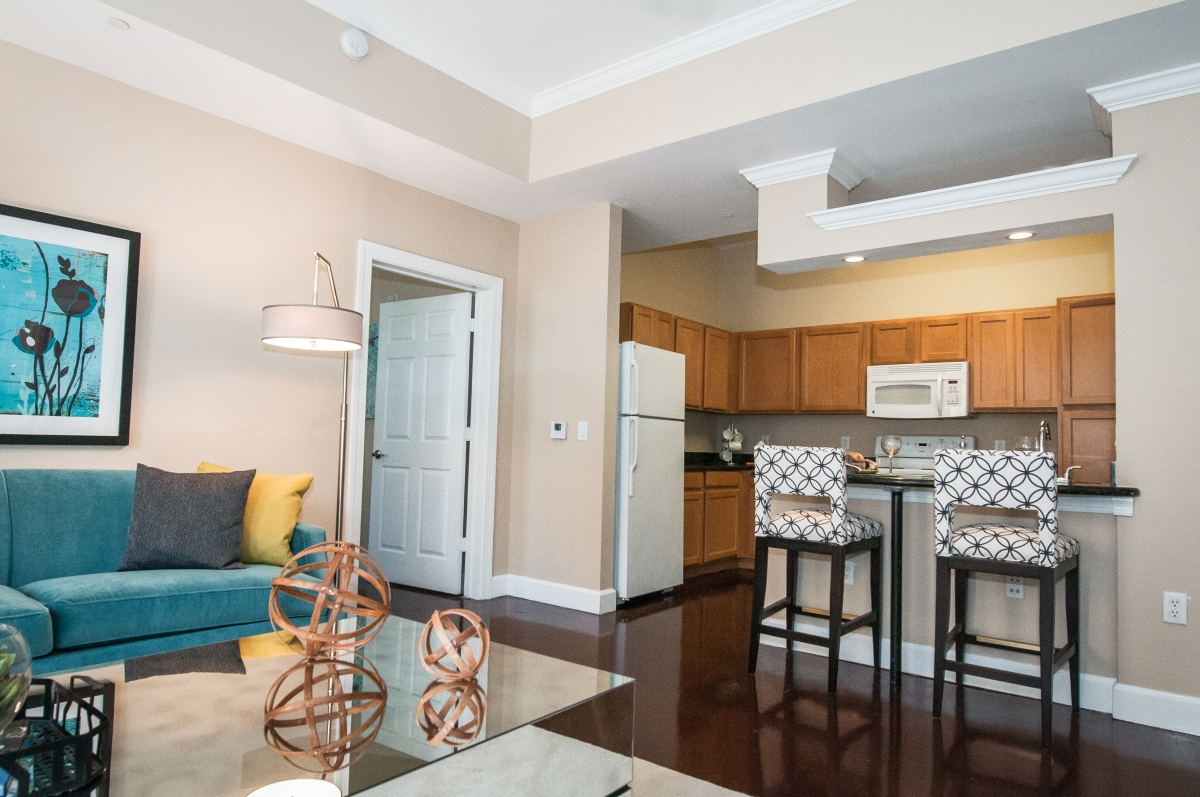 of Apartments in Baton Rouge