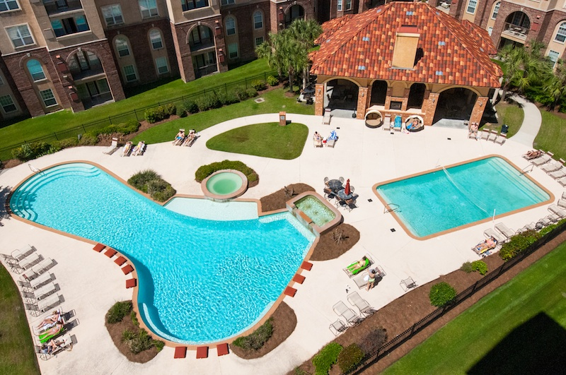 photo of apartments in baton rouge